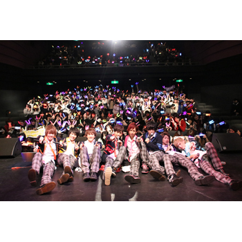 11/7「B2takes!ワンマン無料LIVE」渋谷『Mt.RAINIER HALL 』