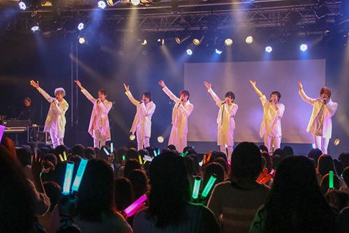 B2takes!ワンマン「セカンドシングルリリース記念ライブ」