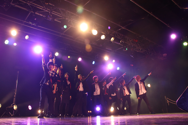 B2takes!!7th All in Live!!!~message Vol.2~in新宿BLAZE