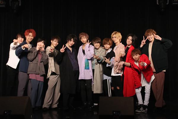 飛び出せっ!B2takes!! 〜重大発表ワンマンライブ!!〜 In 新宿ReNY
